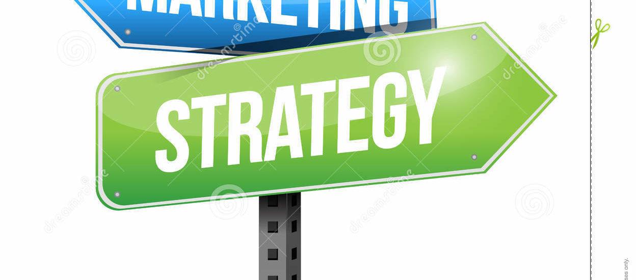 conception-d-illustration-de-panneau-routier-de-stratgie-marketing-33706345